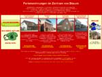 Büsum Ferienwohnungen, Ferienhaus, Appartements im Zentrum von Büsum
