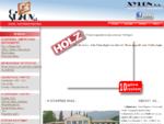 ΧΥΛΟΝ ΑΕ - Ξύλινα ενεργειακά κουφώματα και πατζούρια. holz