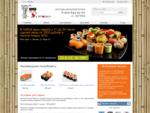 Япошка кафе - Доставка японской кухни в городе Лысьва