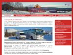 """YlläsExpress - linja-auto ja minibussi tilausajot, taksi ja autovuokraamo Lappi, Ylläs, à""""käslom"""