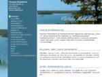 Ylouml;stalon matkailutila - Etusivu