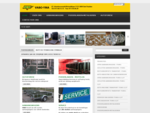 Vabo-Yma Sint-Truiden Aanhangwagens Autoforese Poederlakken Lakkerij