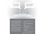 YML-Shop. ru - YML-генератор прайс-листов для загрузки в Яндекс. Маркет. Создай свой интернет-магаз