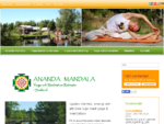 Ananda Mandala Yoga Meditation Retreat Center i Småland Yogase