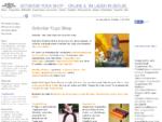 Sotantar Yoga Shop Praktische Dinge für Yoga und Meditation