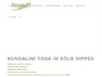 Yoga Köln Nippes | mit Ute Finsterbusch
