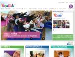 Kids Yoga Teacher Training, Yoga for Kids Certification, Yoga Poses for Kids, Yoga in the ...