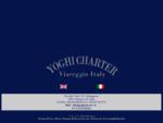 Yoghi Charter accessori e prodotti per la nautica Viareggio Lucca