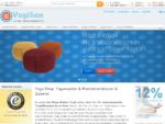 YogiSan® Yoga-Shop: Yogamatten, Yogakissen, Meditationskissen & Yoga-Zubehör günstig online ...