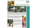 Yolanda Kramer Kindergarten- Home Page