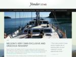 New Zealand luxury sailing yacht charter cruises †Yonder Star