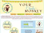 Baby Comforters Australia - Teething Necklaces - BubbaLog - Cuski - Burp Cloths - Your Cheeky Monkey