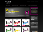 YUBZ Retro Handset