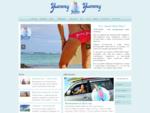 Yummy-Yummy 8211; серфинг лагерь для девушек на Бали и Маврикии
