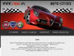 Zaak Auto Części - sklep motoryzacyjny Fiat, Alfa Romeo, Lancia