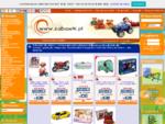 Zabawki dla dzieci - edukacyjne, interaktywne, lalki, pluszaki, zabawki dla dziewczynek, dla chłopcó