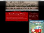 Muzeum Komunikacji W Paterku - Muzeum zabytkowych autobusów i komunikacji - Jelcze, Ikarusy - wynaj