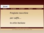 Zacconi workshop macchine per caffè