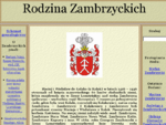 Genealogia Rodziny Zambrzyckich