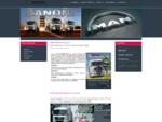 Concessionario MAN - Vendita ed assistenza veicoli industriali