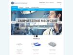 Internetowy sklep medyczny, ortopedia, sprzęt rehabilitacyjny, sprzęt medyczny.