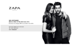 ZAPA E-shop | Site officiel