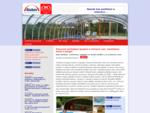 Zastřešení bazénů, vířivých van a zastřešení teras od ALUKOV