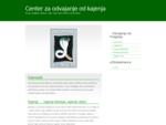 Center za odvajanje od kajenja