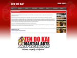Zen Do Kai Freestyle Martial Arts - Karate, Kids Karate, Muay Thai Kickboxing, Self Defence
