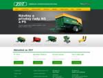 ZDT - Zemědělská a dopravní technika Nové Veselí