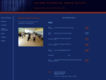 Oxford Historical Dance Society - Home Page