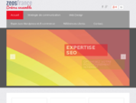 Agence web Paris, Zeos France - Optimisation Wordpress, Expertise SEO