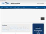 ZEROSIX | Interactive Vision