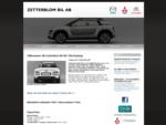 Zetterblom bil AB i Norrköping - Citroën - Mitsubishi