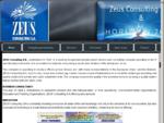 Zeus - Εταιρία Συμβούλων Επιχειρήσεων, τεχνολογίας, ανάπτυξης, περιβαλλοντος, εκπαίδευσης