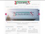 ZF-Italien Import Italienische Lebensmittel