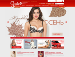 Интернет-магазин женского нижнего белья Gisele. ru