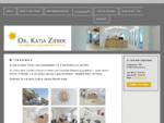 Dr. Katja Zieber Zahnärztin für Kieferorthopädie in  Bad Homburg