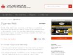 Zigarren Welt - Online-Shop.at Österreich