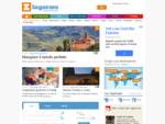 Zingarate. com tutto su compagnie, voli, viaggi, vacanze low cost