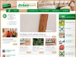 Das Zirbenbett aus der © ZIRBENWELT - Mit ZIRBENBETTEN und ZIRBENMÖBEL besser schlafen
