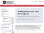 bAIK Verzeichnis - Ziviltechnikerverzeichnis der Bundeskammer der Architekten und ...