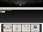 Zlatara Topalovic Beograd Burme , narukvice, ogrlice, dijamanti. bull; Zlatara Topalovic