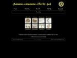 Katalóg - Zlatníctvo a klenotníctvo eŠeM - šperk
