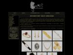 Sklep jubilerski - Biżuteria złota prà³by 585 - M. i R. Światek