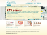 Zobozdravnik, Zasebna zobna Ordinacija, zobozdravstvena ambulanta, zobozdravnik Mlinše