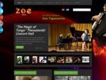 Zoe Tiganouria Official Website