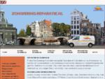 Reparatie en onderdelen snelservice voor zonwering luxaflex lamellen rolluiken Amsterdam