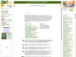 ► Zoo Infos. de ◄ die Zoo Datenbank