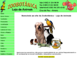 Zoobotanica - Loja de Animais